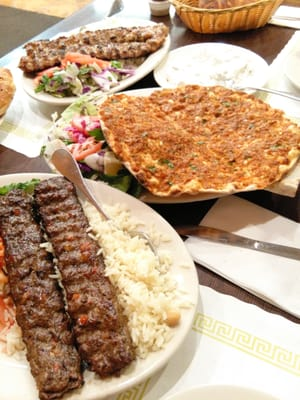 Beyti Turkish Kebab 414 Brighton Beach Ave Brooklyn Ny Restaurants Mapquest