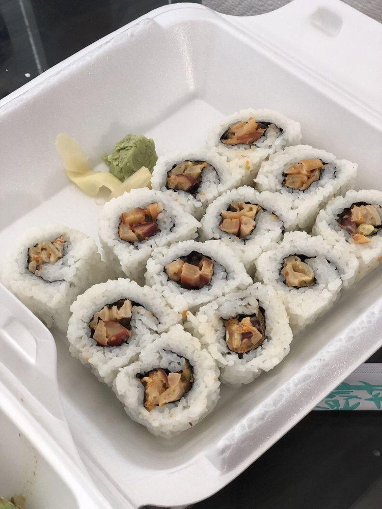 Jacky Chan Sushi: 7820 E Harry St, Wichita, KS