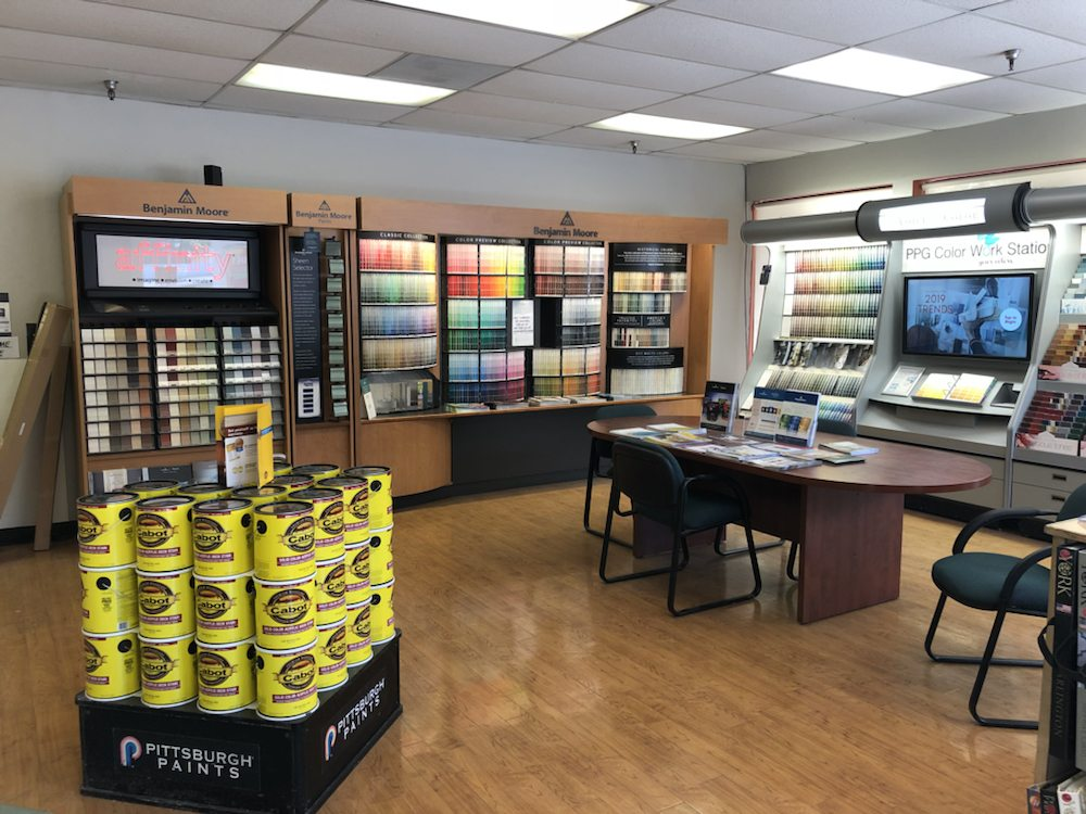 King's Paint & Paper: 5276 Scotts Valley Dr, Scotts Valley, CA
