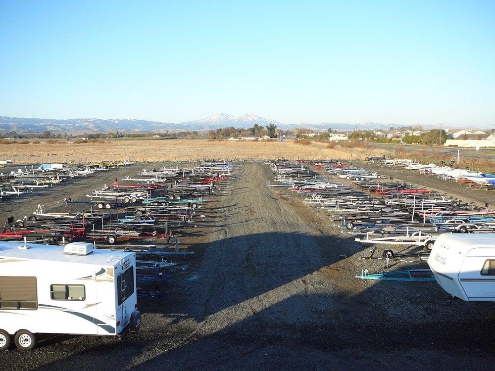Delta RV & Boat Storage: 3510 Bixler Rd, Byron, CA