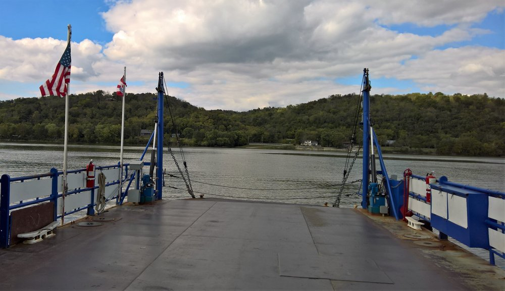 Photo of Augusta Ferry: Augusta, KY