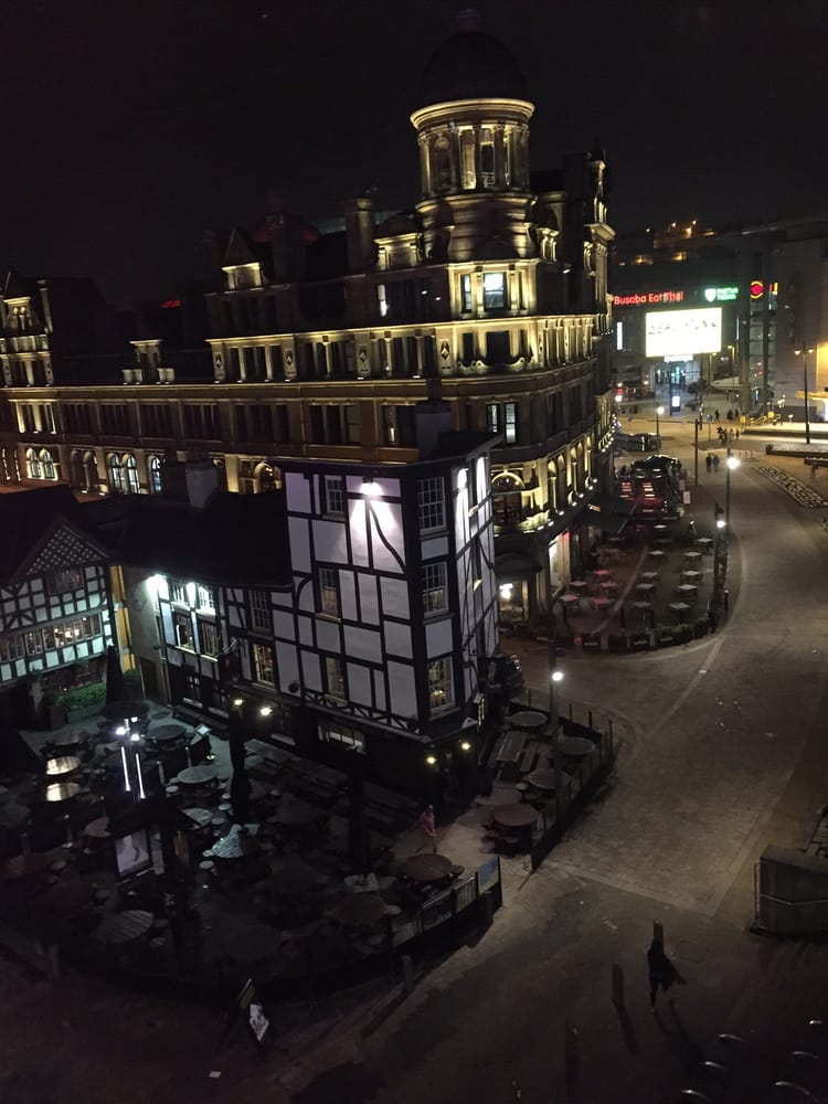 Harvey Nichols & Second Floor Manchester