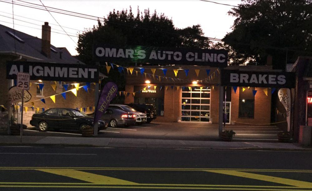 Omars Auto Clinic