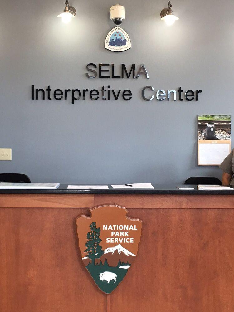 Selma Interpretive Center: 2 Broad St, Selma, AL