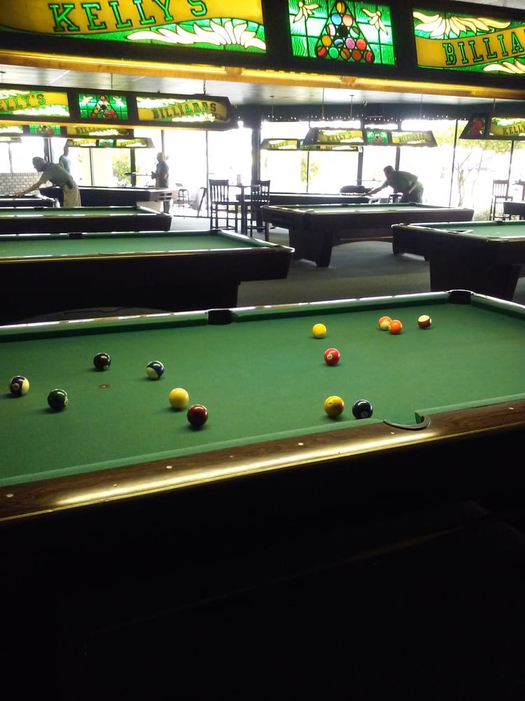 Kelly's Billiards: 5877 S Congress Ave, Atlantis, FL