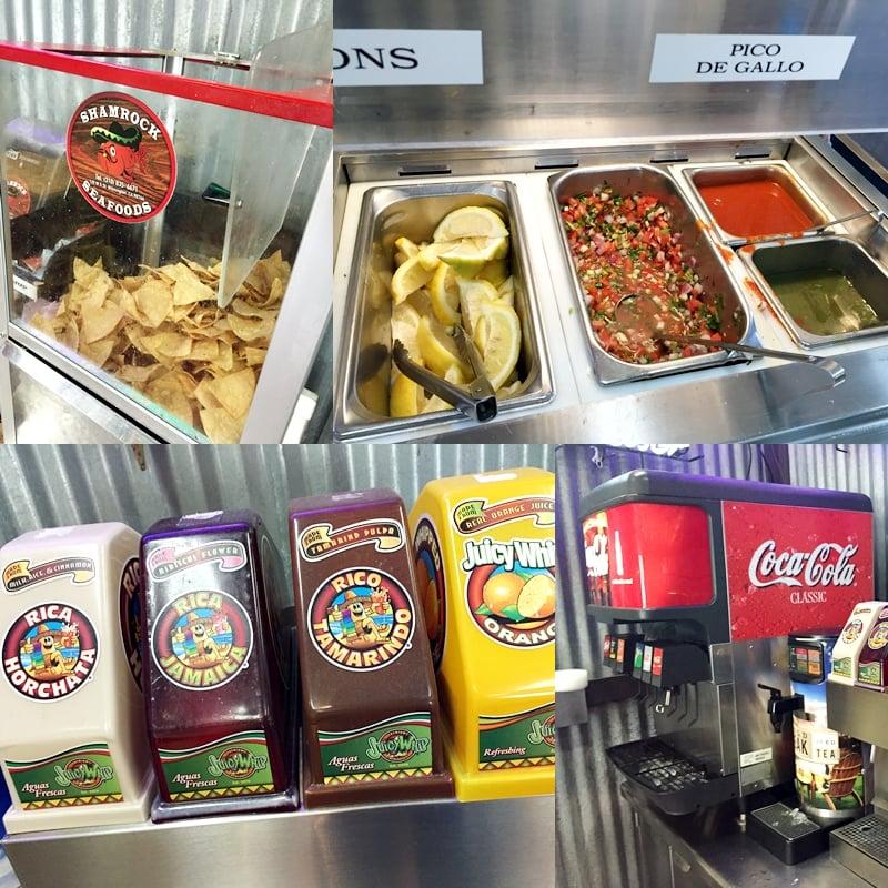 Shamrock Ca Foods