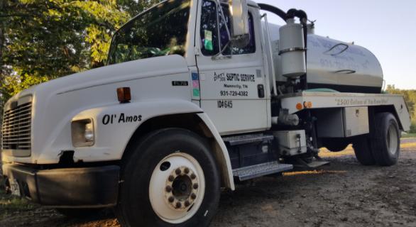 A Dirty Job Septic Service: Nunnelly, TN