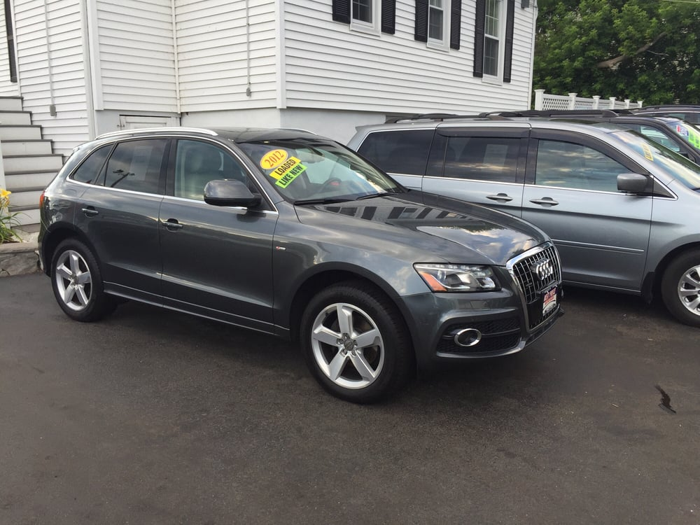 Audi Q We Are Looking At And Another Car Yelp - Audi best price