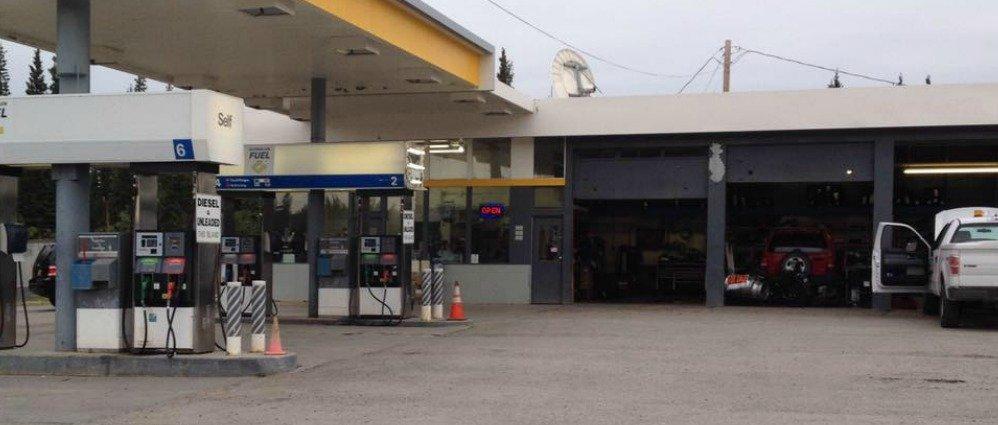 Glennallen Fuel and Service: 187 Glenn Hwy, Glennallen, AK