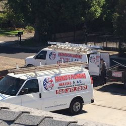 Photo Of Francos Plumbing Heating And A C Fresno Ca United States