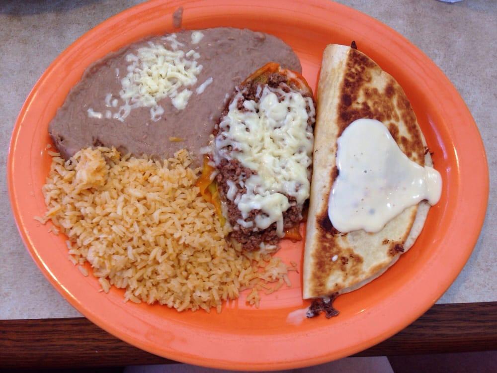Mazatlan Family Mexican Restaurant: 1406 N Sandhills Blvd, Aberdeen, NC