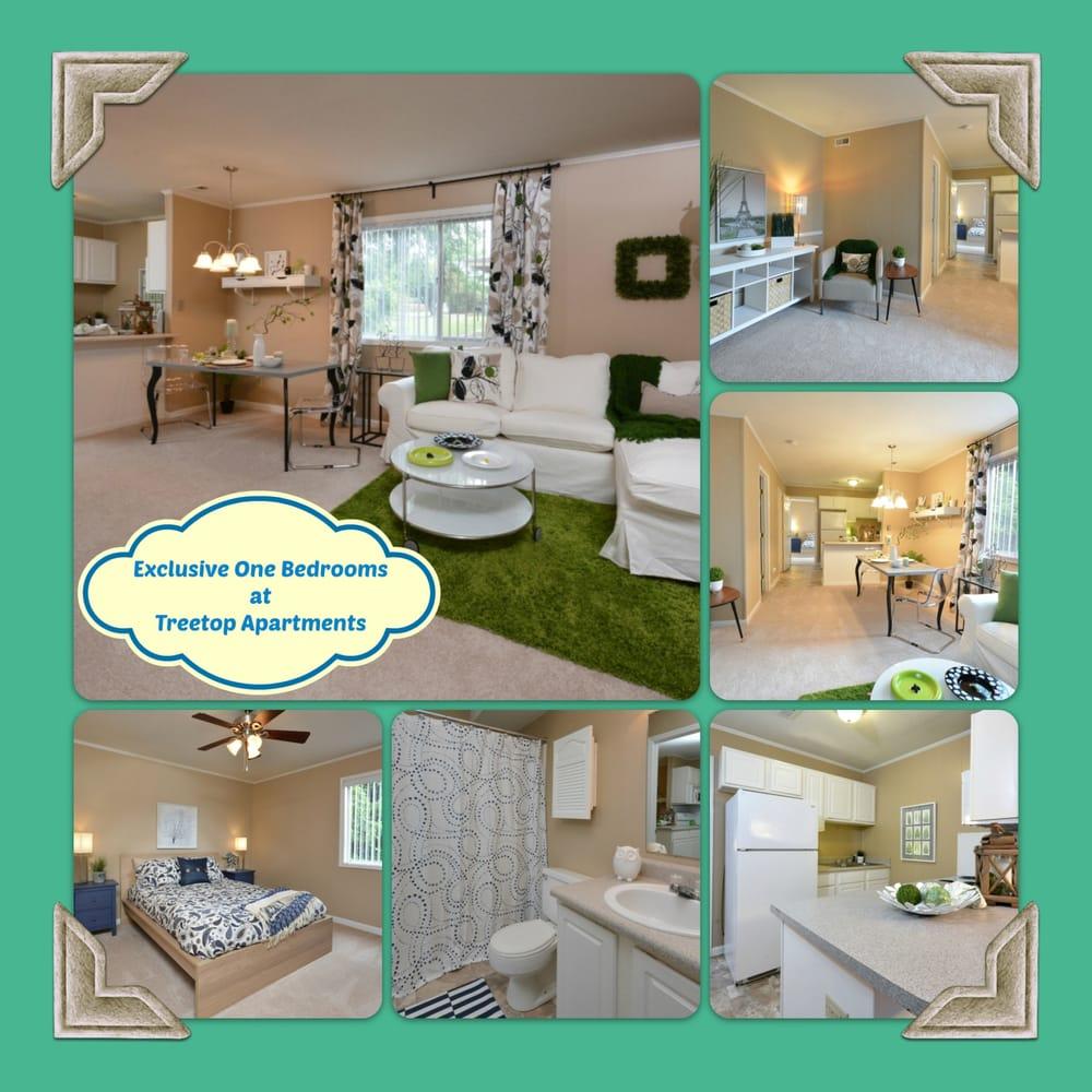 Treetop Garden Apartments Fayetteville Nc