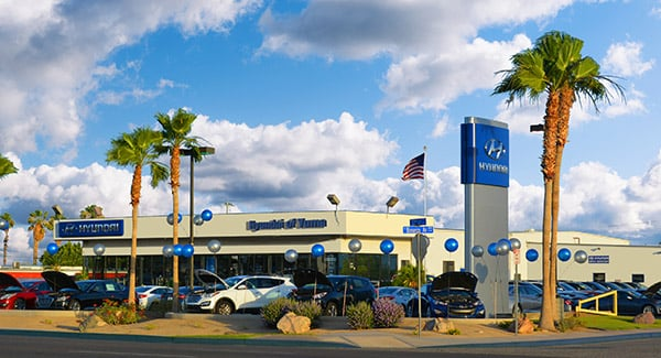 Hyundai Of Yuma >> Hyundai of Yuma - Car Dealers - 1125 E 32nd St, Yuma, AZ ...