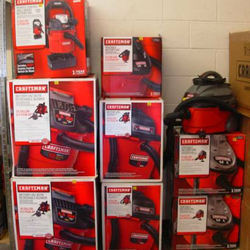 Photo Of Overstock And Deals   Sacramento, CA, United States. Craftsman  Portable Shop