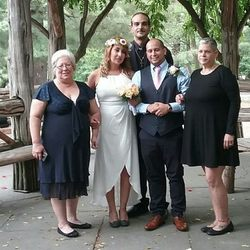 Photo Of Fantasy NYC Wedding Officiant