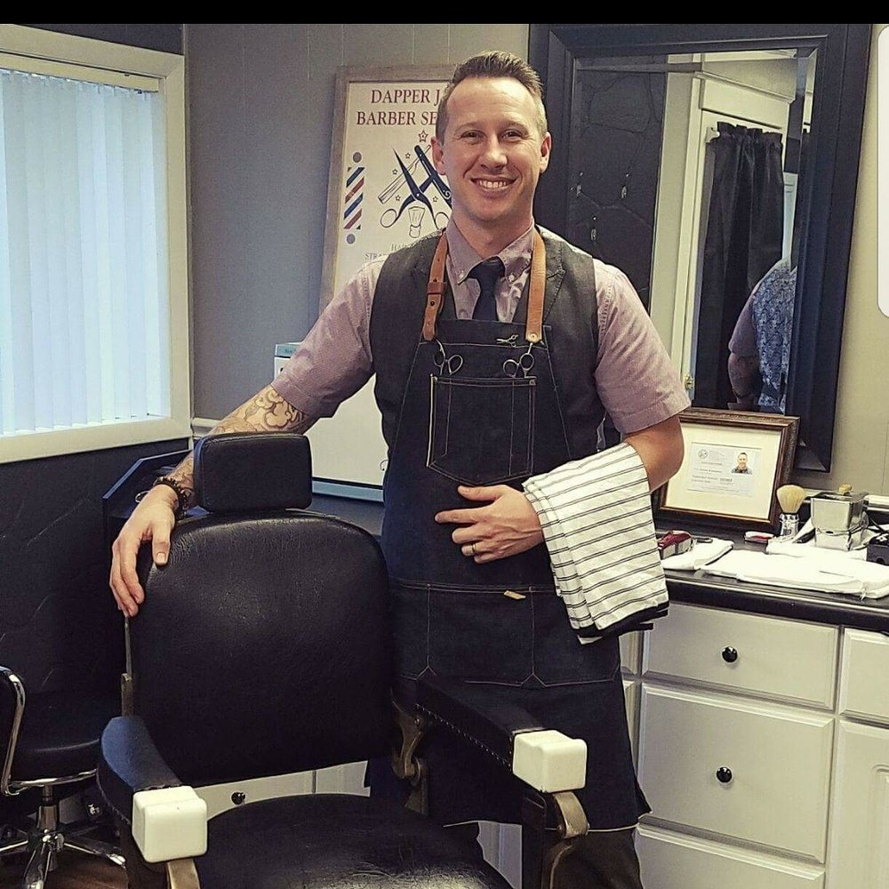 Dapper Jacks Barber Shop: 916 N 47th Ave E, Duluth, MN