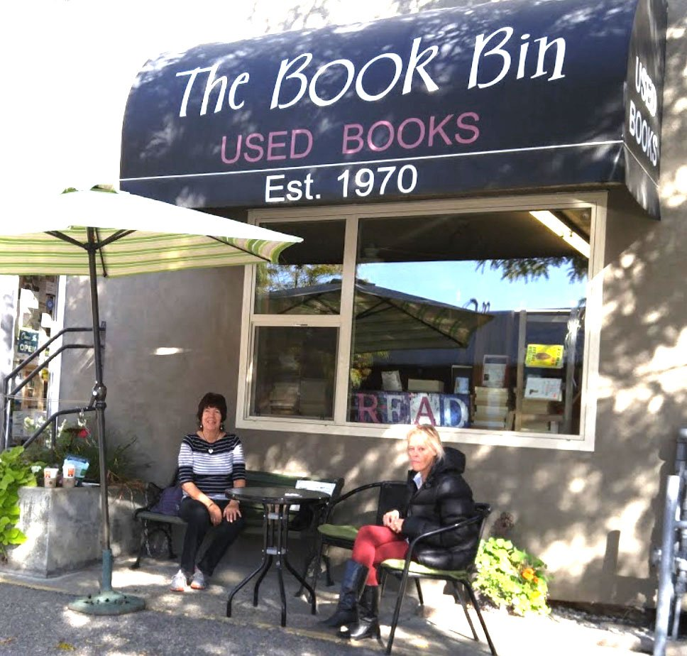 The book bin librerie 500 groves avenue kelowna bc for Affitti di cabina okanagan bc