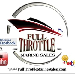Full Throttle Marine Sales LLC logo