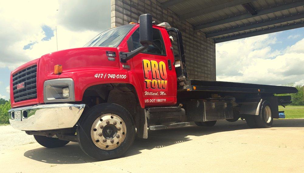 Pro Tow: 305 Proctor Rd, Willard, MO