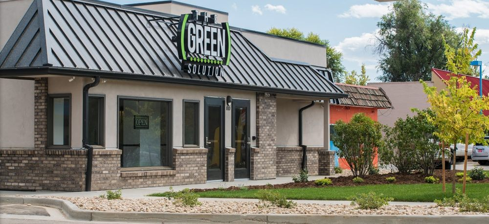 The Green Solution: 810 N College Ave, Fort Collins, CO