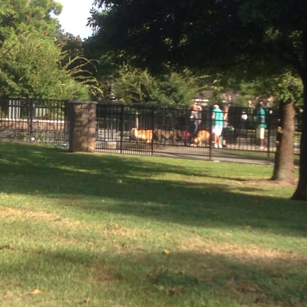 Lafreniere Park Dog Park