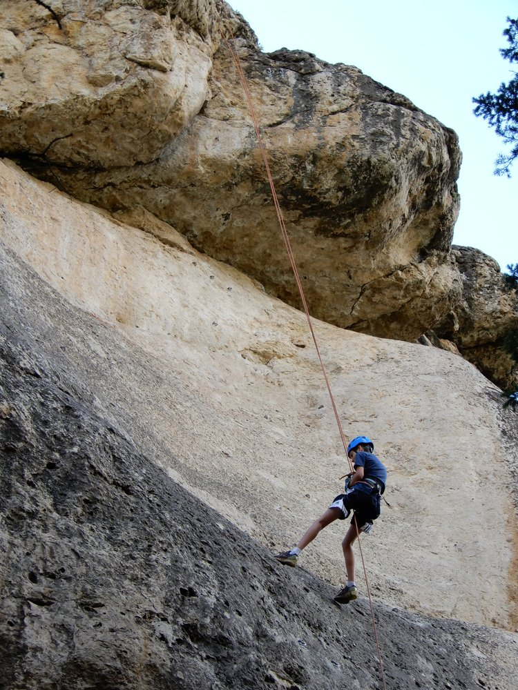 Wind River Climbing Guides: Lander, WY