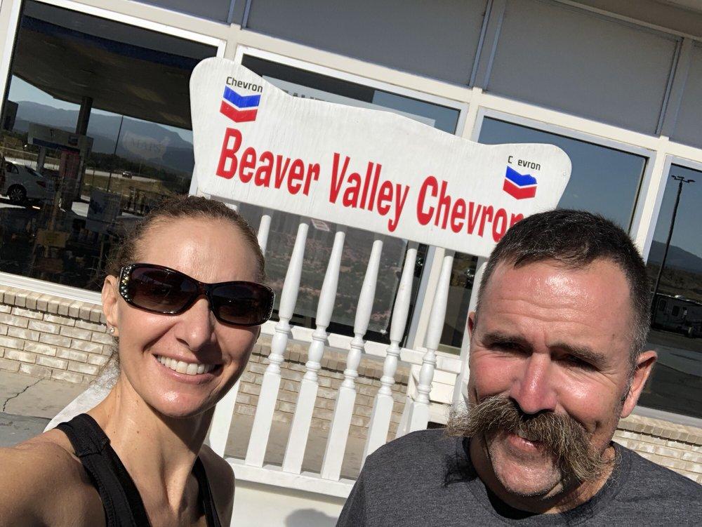 Chevron: 525 W 1780 S, Beaver, UT