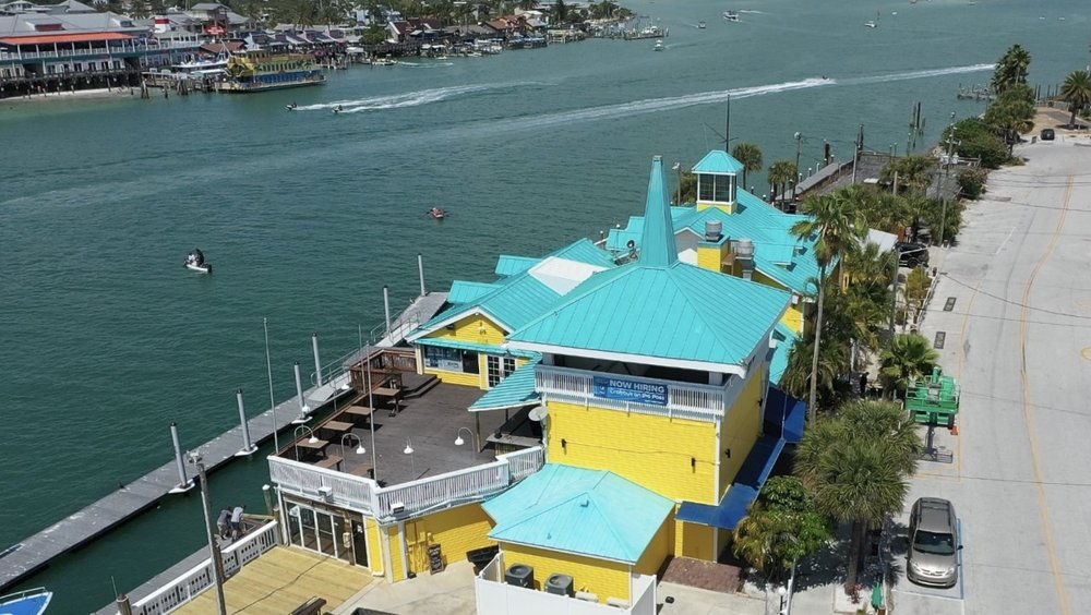 Crabby's On The Pass: 12754 Kingfish Dr, Treasure Island, FL
