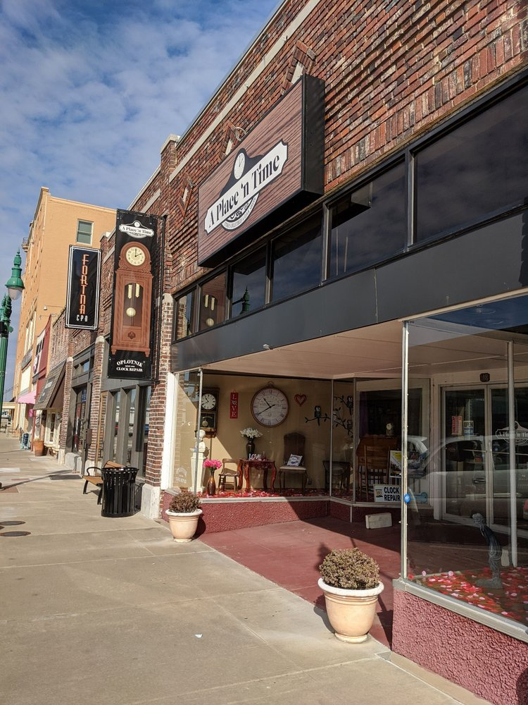 A Place'n Time: 508 W Will Rogers Blvd, Claremore, OK