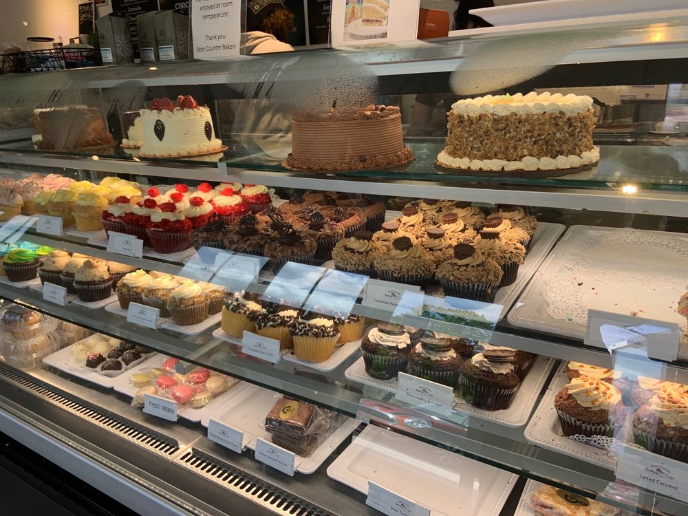 Social Spots from Bean Counter Bakery Cafe