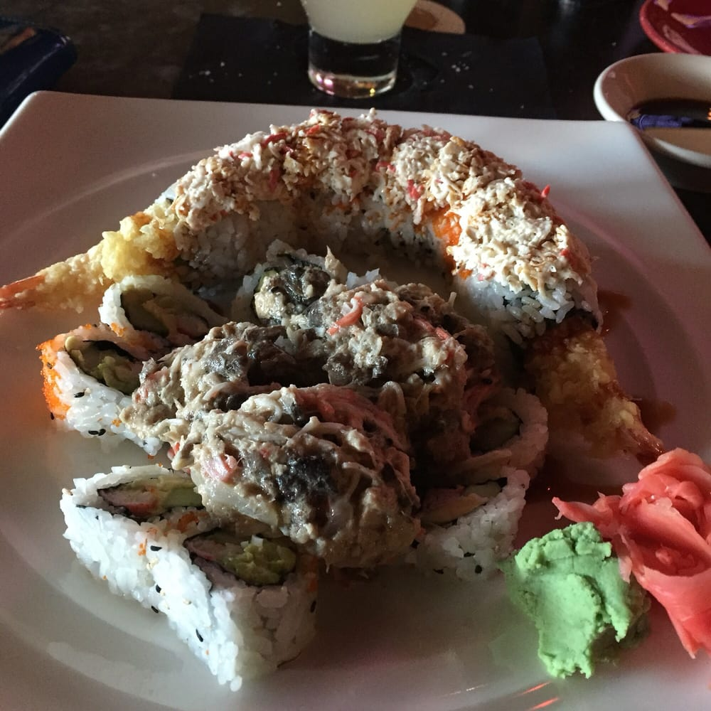 Sushi Blues Cafe Raleigh Reviews