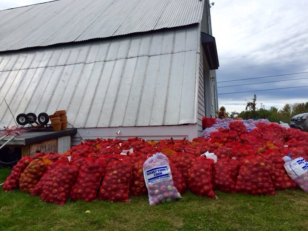 Cayford Orchards: 121 Hilton Hill Rd, Cornville, ME