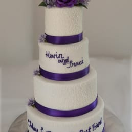 Photo Of Creative Cakes By Rachel Johnson Newark Oh United States Wedding