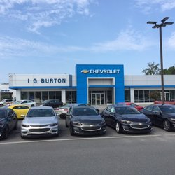 i.g. Burton Chevrolet of Milford - Car Dealers - 793 Bay Rd, Milford