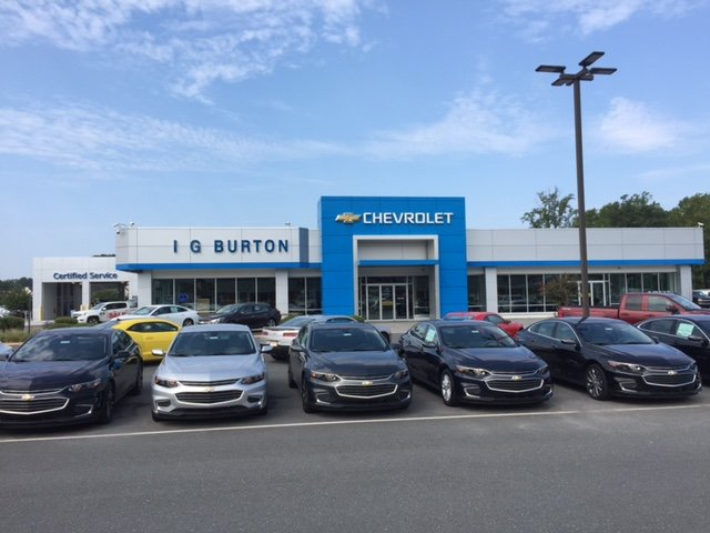 BMW Dealership Near Me >> i.g. Burton Chevrolet of Milford - Car Dealers - Reviews ...