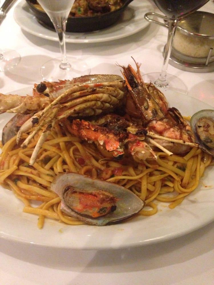 Seafood linguine yelp - La maison de marie nice ...