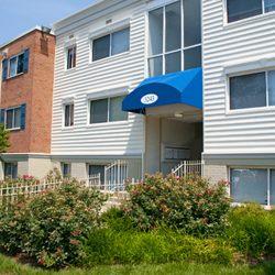 Regency Pointe Apartments In Forestville Md
