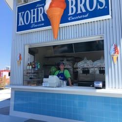 Photo of Kohr Bros Frozen Custard - Wildwood, NJ, United States
