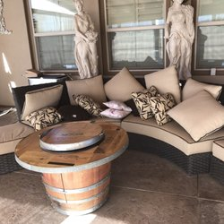 Photo Of The Patio Place   Fresno, CA, United States. Beautiful Furniture.