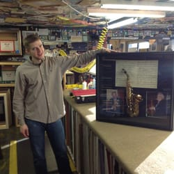 photo of discount picture framing lawrenceville ga united states ben with saxophone - Discount Framing