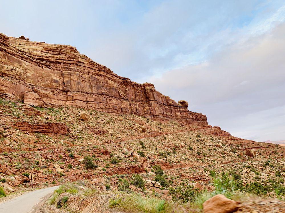 Moki Dugway: Utah Route 261, Mexican Hat, UT
