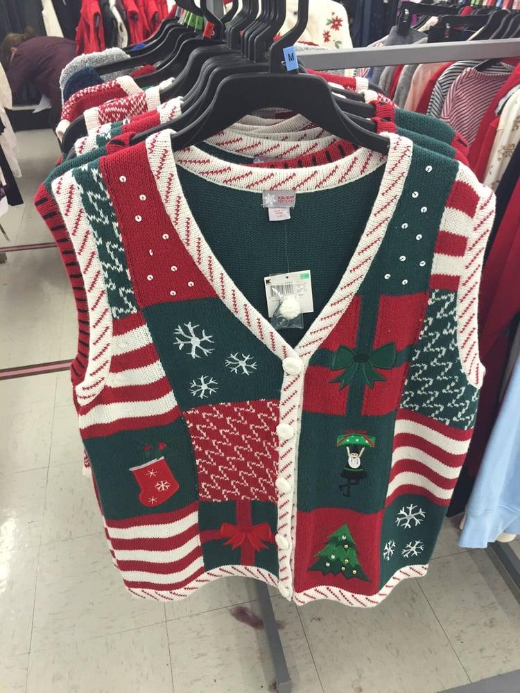 Ugly Xmas sweater - Yelp