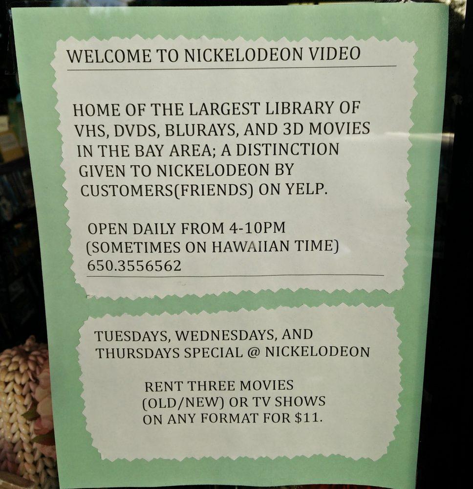 Nickelodeon Entertainment store front - Yelp