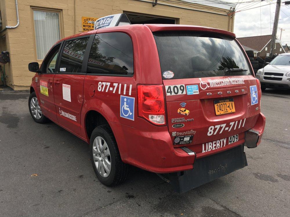 Liberty Yellow Cab: 1580 Kenmore Ave, Buffalo, NY
