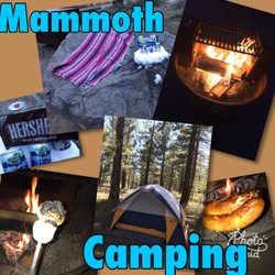 Photo of New Shady Rest Campgrounds - Mammoth Lakes, CA, United States. Love