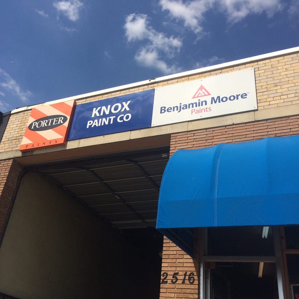 Knox Paint Paint Stores 2516 Irving Blvd Dallas Tx Phone Number Yelp