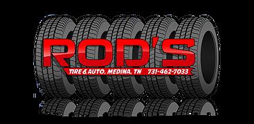 Rods Tire And Automotive: 47 Perimeter Pl, Medina, TN