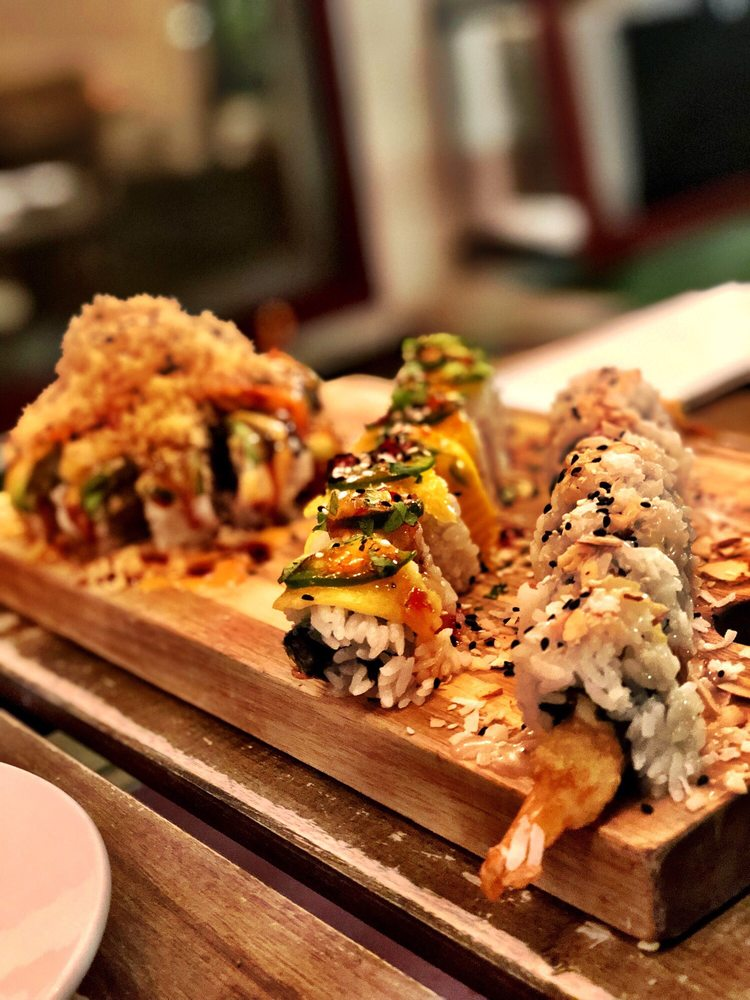Sushi House: 1901 N 19th St, Tampa, FL