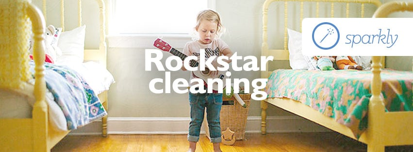 Sparkly Cleaning Service
