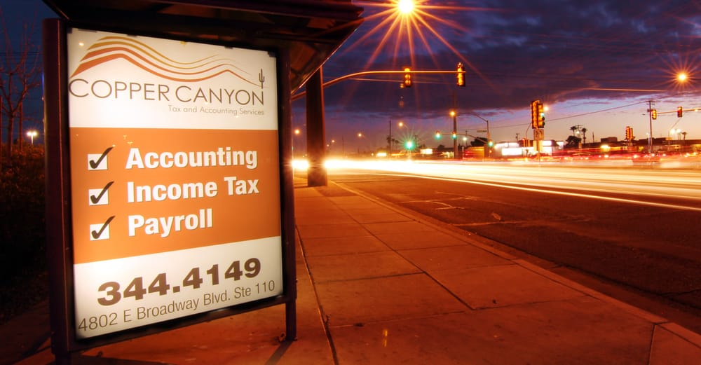 Copper Canyon Tax and Accounting Services